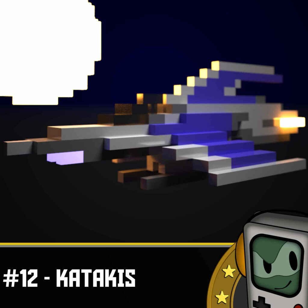 Katakis1 1024x1024 - Katakis - Im Weltraum hört dich niemand kopieren