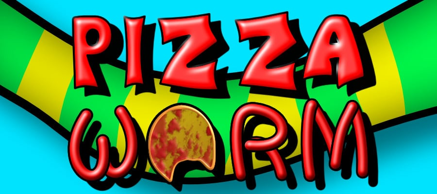 Unbenannt - Pizza Worm (MS DOS, 1994)
