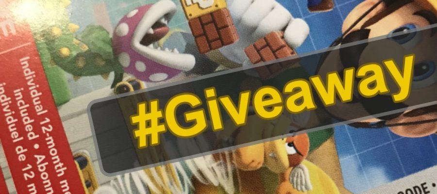 gaw 900x400 - Noch ein Giveaway - Nintendo Switch Online!