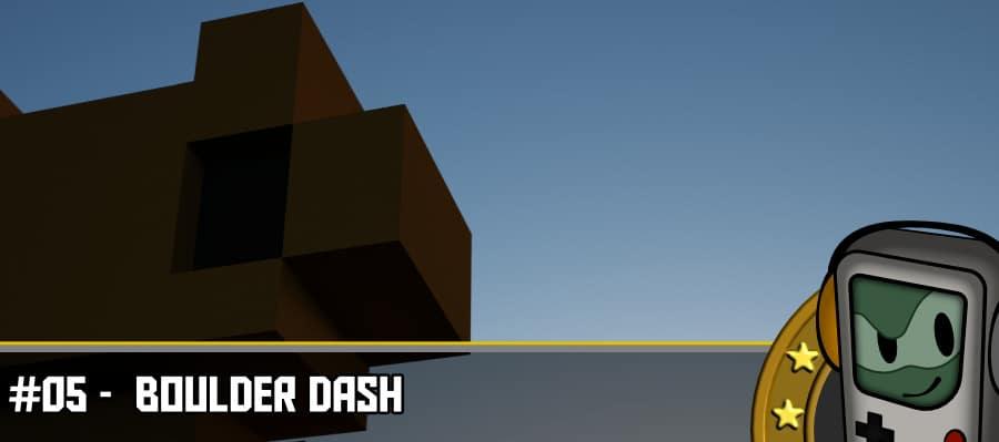 rl boulder 900x400 - Boulder Dash - Eichhörnchen im Diamantenfieber