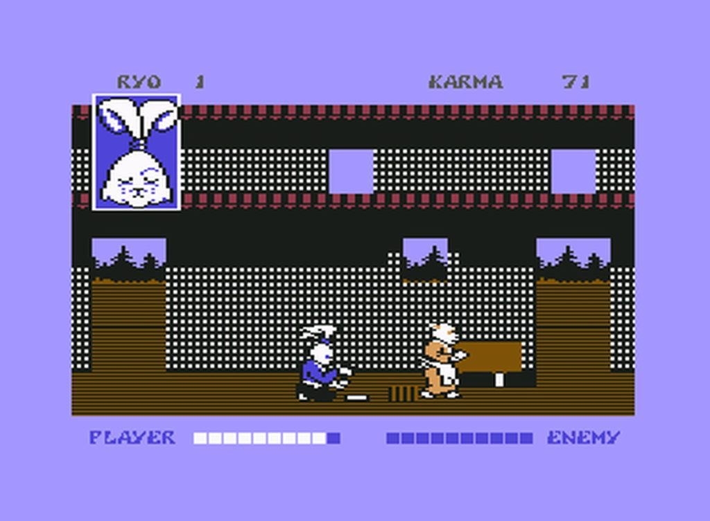 usagi10 1024x752 - Samurai Warrior: The Battles of Usagi Yojimbo (C64, 1988)