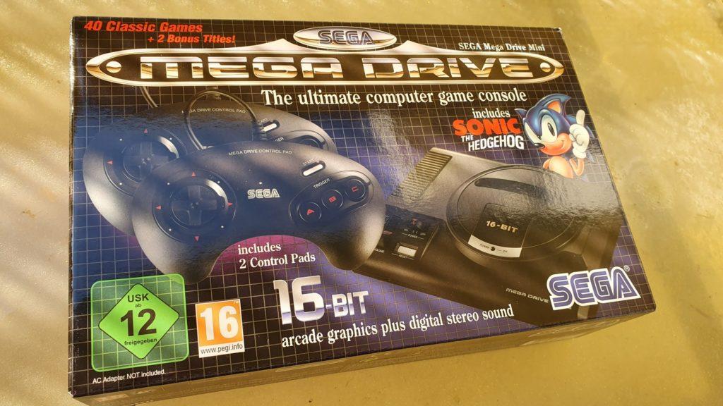 megadrivemini02 1024x576 - Mega Drive Mini - Der Brian unter den Minis?