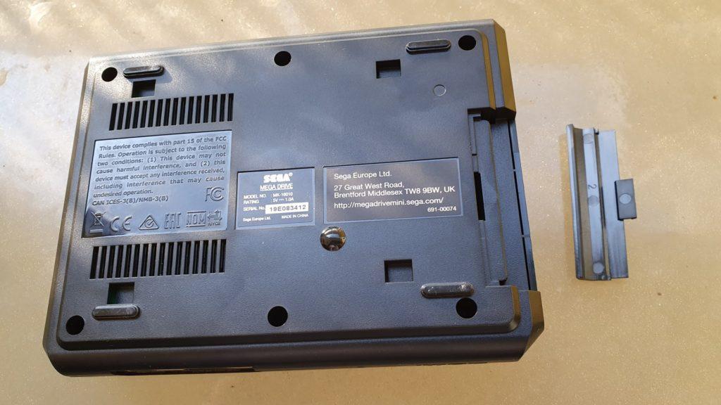 megadrivemini06 1024x576 - Mega Drive Mini - Der Brian unter den Minis?