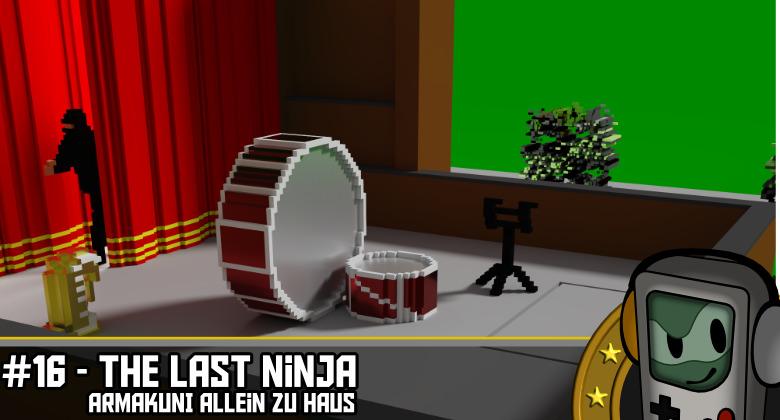 tln2000 780x420 - The Last Ninja - Armakuni allein zu Haus