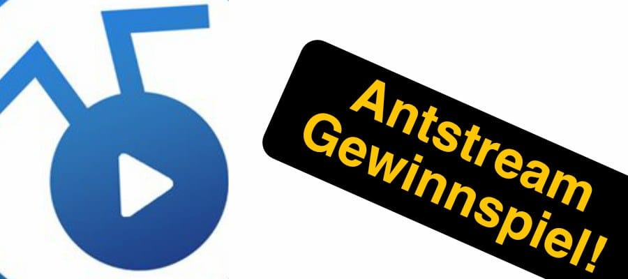 anteugew - Das Antstream-GIVEAWAY