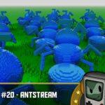 Antstream - Retrostreaming in Europa