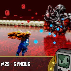 Gynoug - Penisse im Weltall