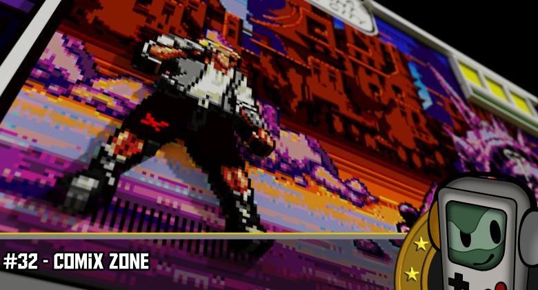 ComixZone2000 780x420 - Comix Zone - Zeichnen mit Sledge a Sketch