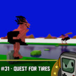 Quest for Tires - Keep on rollin baby!