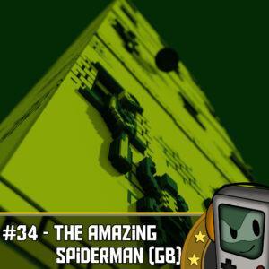 The Amazing Spiderman (GB) - Spindelmannen und Läderlappen