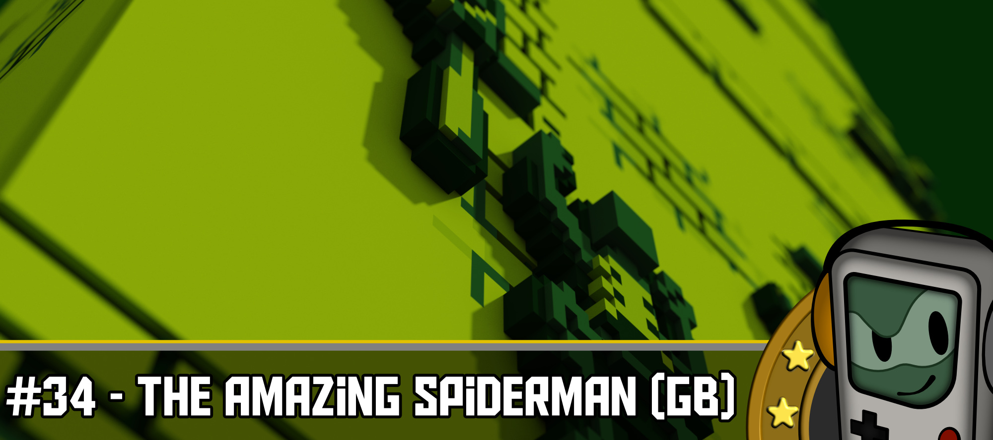 Spiderman2000 900x400 - The Amazing Spiderman (GB) - Spindelmannen und Läderlappen