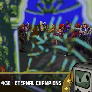 Eternal Champions (SMD) Trilogie aus zwei Teilen