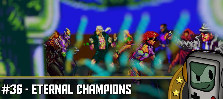 Eternal Champions2000 900x400 - Eternal Champions (SMD) - Die Trilogie aus zwei Teilen