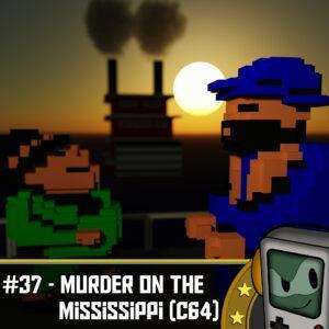 Murder on the Mississippi (C64) - Blau und Schlau