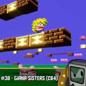Giana Sisters (C64) - Inception Mit Hindernissen