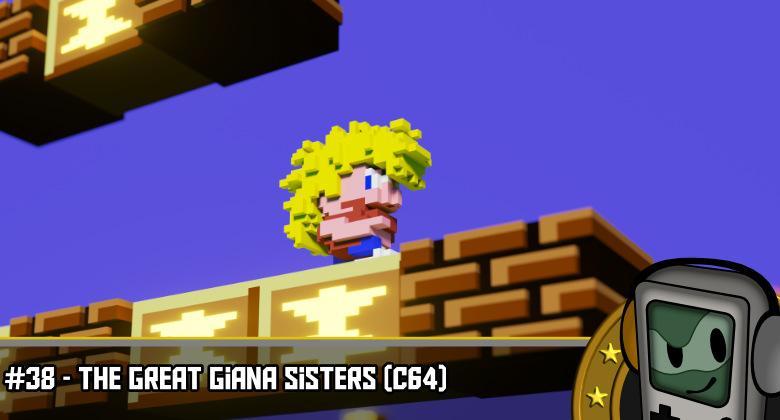 giana 780x420 - Giana Sisters (C64) - Inception Mit Hindernissen