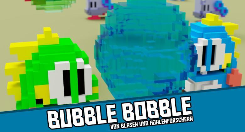 Bubble Bobble2000 780x420 - Bubble Bobble - Von Blasen und Höhlenforschern