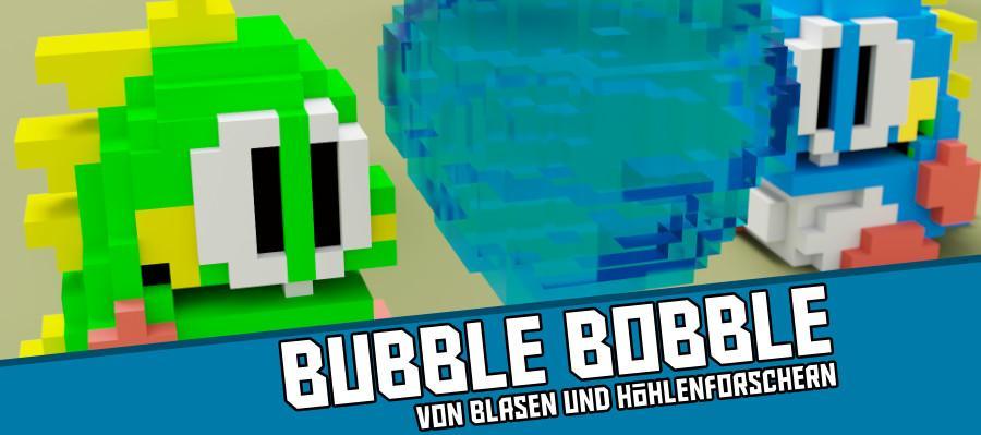Bubble Bobble2000 900x400 - Bubble Bobble - Von Blasen und Höhlenforschern