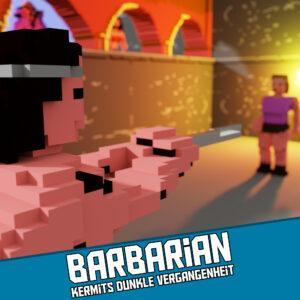 Barbarian (C64) - Kermits dunkle Vergangenheit