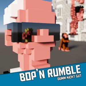 Bop´n Rumble (C64) - Dumm kickt gut