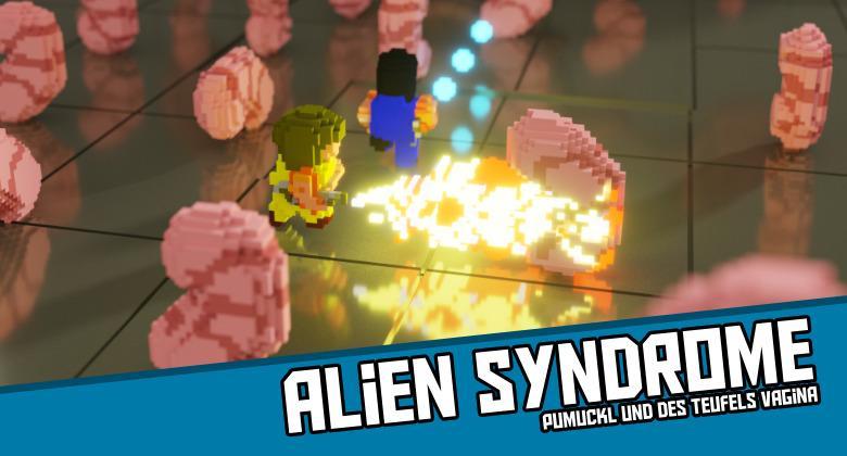 AlienSyndrome2000 780x420 - Alien Syndrome - Pumuckl und des Teufels Vagina