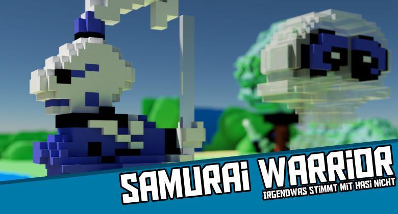 Samurai Warrior2000 780x420 - Samurai Warrior - Irgendwas stimmt mit Hasi nicht