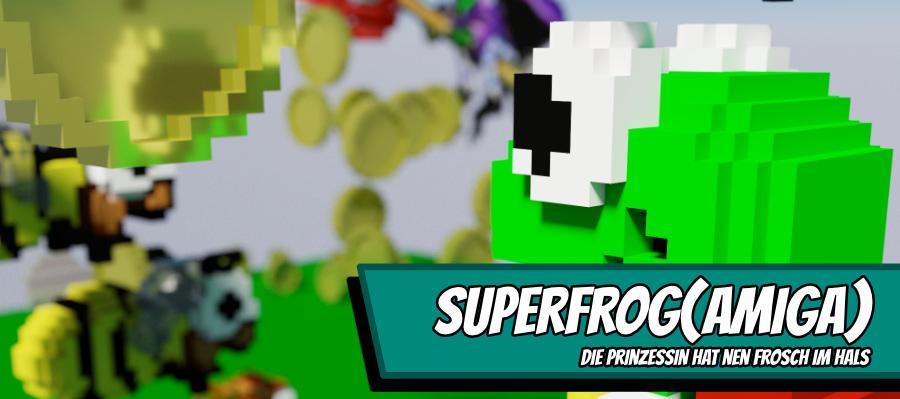 3DE265D4 1C52 4475 82B2 0199CA76C2C8 900x400 - Superfrog - Die Prinzessin hat nen Frosch im Hals
