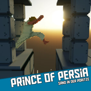 Prince of Persia - Sand in der Poritze