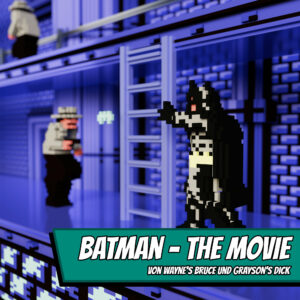 Batman: The Movie - Von Wayne´s Bruce und Grayson´s Dick