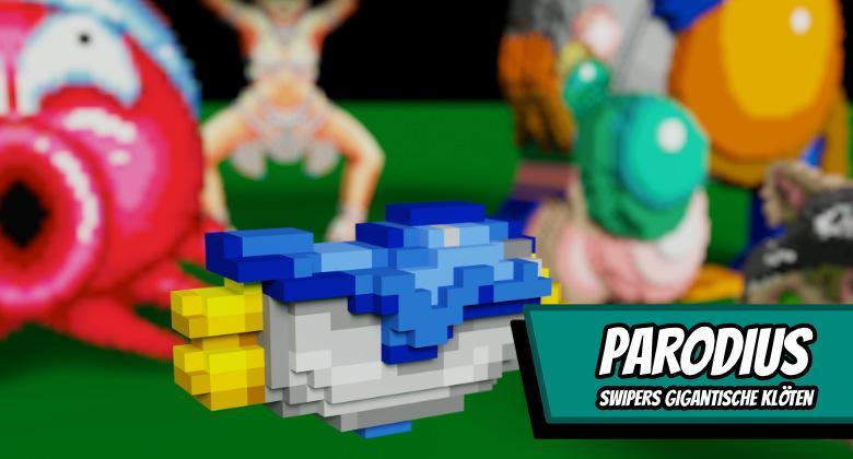 Parodius2000 780x420 - Parodius - Swipers gigantische Klöten