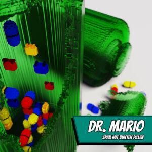 Dr. Mario - Spaß mit bunten Pillen