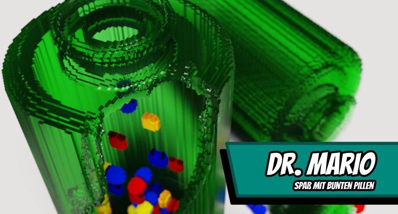 DrMario 780x420 - Dr. Mario - Spaß mit bunten Pillen
